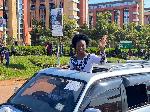 Miss aenguliwa urais Uganda