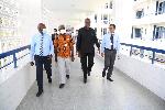 Prof Mchembe akanusha hospitali nchini kujaa wagonjwa wa corona
