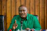 Katibu Mkuu wa CCM, Daniel Chongolo.