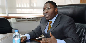 Waziri wa Nishati, Dr. Medard Kalemani