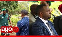 VIDEO:Tazama Nikki wa Pili alivyopigiwa Saluti kwa mara ya kwanza
