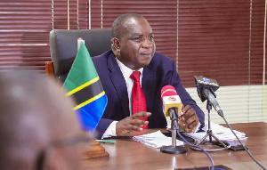 Amos Makalla, Mkuu wa Mkoa wa DSM.