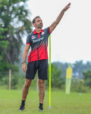 Kocha wa Simba, Didier Gomes