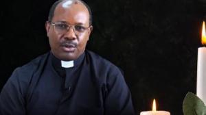 Aliyekuwa Paroko Msaidizi , Padre Paul Haule