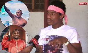 Mwakinyo: Babu Tale Asinichukulie Poa, Sipigani na Wabeba Matofali - Video