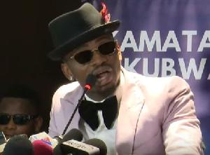 VIDEO: Diamond asema ruksa Harmonize kushiriki tamasha la Wasafi, amuita Ali Kiba