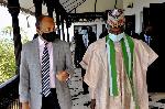 Rais Mwinyi akaribisha wawekezaji wa Nigeria