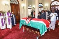 Rais Kenyatta aeleza ukali wa Rais Moi