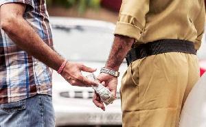 Askari Polisi waonywa kuhusu vitendo vya rushwa