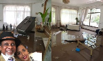 Nyumbani kwa Mengi, mafuriko yalivyoharibu vitu vya thamani (+video)