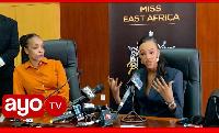 Makamu Rais wa Miss East Africa atua Bongo kwaajili ya maandalizi ya mashindano hayo