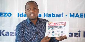 Leseni gazeti la Raia mwema yasitishwa kwa siku 30