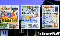 Habari kubwa za Magazeti ya Tanzania leo October 29, 2020