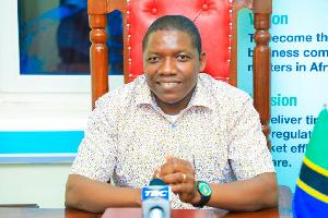 Waziri wa Nchi, Ofisi ya Waziri Mkuu-Uwekezaji, Geoffrey Mwambe