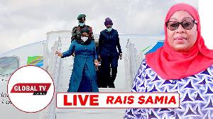 Live: Rais Samia Awasili Nchini Akitokea New York