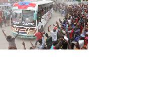 Madereva wa mabasi Njombe waweka mgomo
