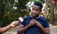 Jefrey Jessy maarufu kwa jina la (Speshoz)