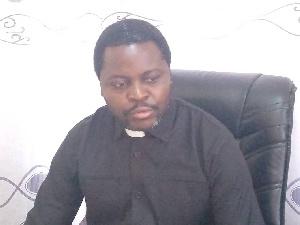 Katibu Mkuu wa Kanisa Anglikana Tanzania Mchungaji Can Dk Mecka Ogunde.