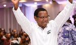 Aliyekuwa mgombea urais kwa tiketi ACT Wazalendo katika uchaguzi mkuu wa 2020, Benard Membe