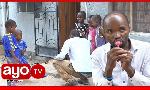 Uwezo wa ajabu mtu mzima anaongea sauti ya kitoto