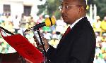 Mambo matano aliyozungumza Mwinyi baada ya kuapishwa (+video)