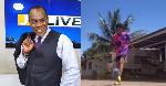 Jeff Koinange ashtushwa na ujuzi wa mwanawe kwenye soka