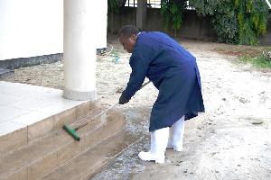 Waziri wa Fedha wa zamani, Basil Pesambili Mramba