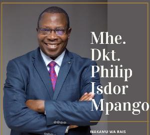 PHILIP MPANGO VP