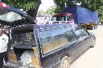 Adakwa na Mirungi kwenye gari la kubeba maiti