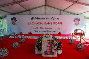 Hans Pope Kuagwa Leo Karimjee