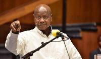 Museveni aendelea kukaza masharti ya corona