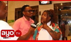 Shishi na mumewe nusu walianzishe baada ya kutoka kwenye party ya Wolper (Video+)