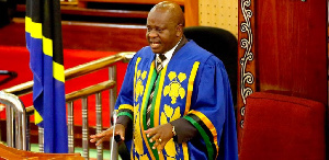 Spika wa Bunge la Tanzania, Job Ndugai