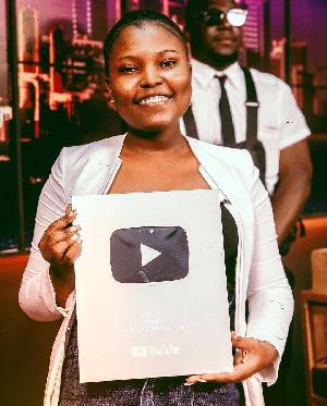 YouTube wampa tuzo Anjella wa Harmonize