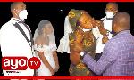 Mwanamke acharuka Kanisani baada ya mumewe kufunga ndoa ya pili kimya kimya (video+)