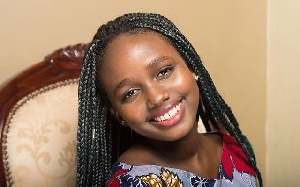 Abby Chams ahojiwa katika kipindi hiki cha runinga nchini Marekani
