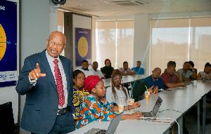 Daktari, Augustine Massawe