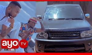 Kaka yake Diamond aonesha balaa lake, anunua ndiga ya thamani (video+)