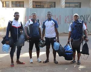 Sehemu ya Kikosi cha Azam FC