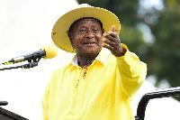 Museveni ashinda urais Uganda