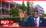 Siku 21 za maombolezo, Shule aliyofundisha Hayati Magufuli enzi za uhai wake (+video)