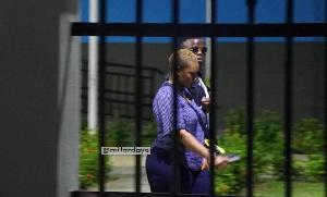 VIDEO:Mwigizaji Kajala, Paula, Harmonize na Sallam SK wafika kituoni Polisi
