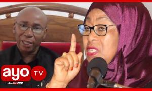 Video iliyowaponza DC na DED wa Morogoro hadi kutenguliwa na Rais Samia