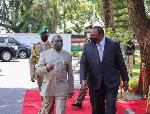 Kenyatta, Ndayishimiye watia  saini kuimarisha ushirikiano