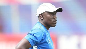 Kocha klabu ya Biashara United Mara, Patrick Odhiambo.