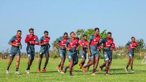 Kikosi cha Simba Kitawavaa Biashara United mechi ya Ligi Kuu bara