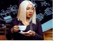 Msanii wa BongoFleva Amber Lulu